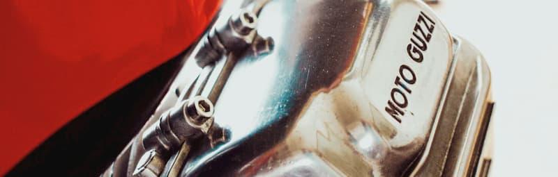 エンジンのアップの写真
