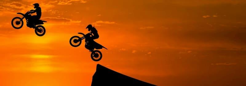 バイクを壁紙や待ち受けに!高画質なかっこいいバイク写真画像オフロード