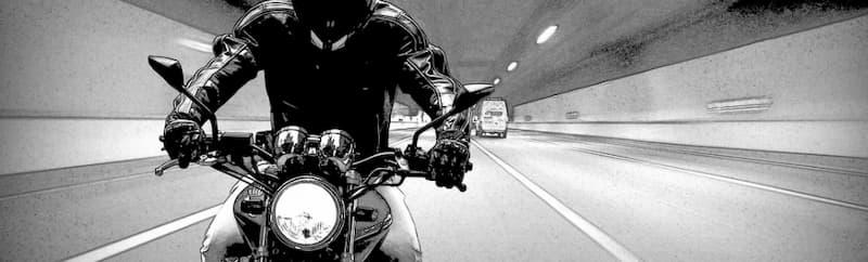 バイクで高速道路を走るコツ