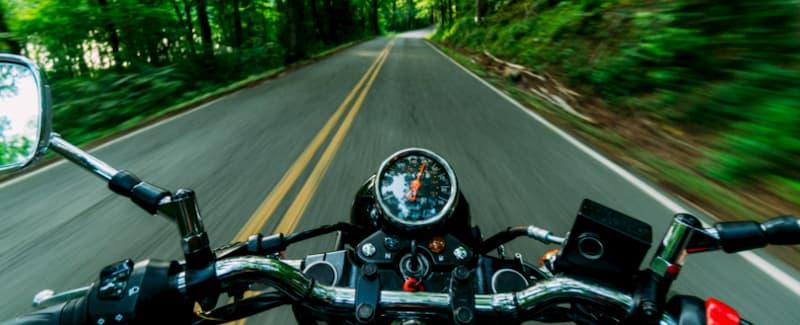 バイクに乗ることが楽しい
