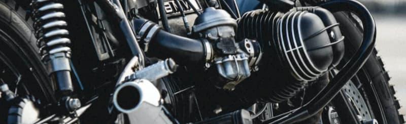 250ccモタードのエンジン
