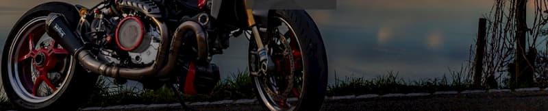 峠でバイクが速い人はタイヤの皮むきをする