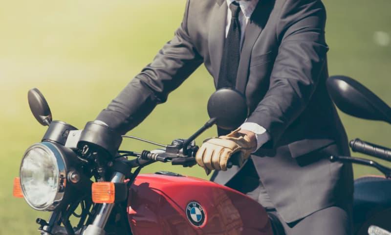 バイクジャケット【バイクツーリングに行くときの服装】