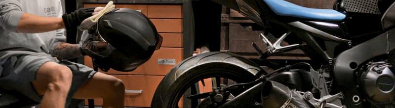 バイクユーザー車検の前にチェックしておく箇所、点検整備