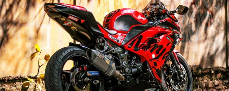 バイクを壁紙や待ち受けに!高画質なかっこいいバイク写真画像ニンジャ