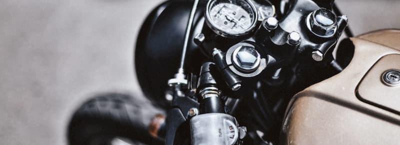 ハンドル周り【中古バイクの注意点】