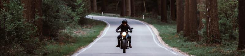 バイクがネズミ捕りでのスピード違反取り締まりで捕まらない方法