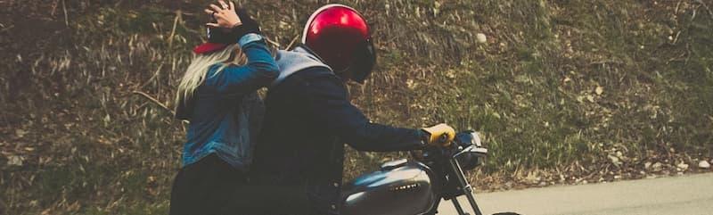 タンデムをしたがる【バイクが下手な人の特徴・バイク初心者あるある】