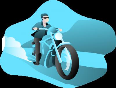 大型二輪免許なんていらない?大型バイクなんていらない?