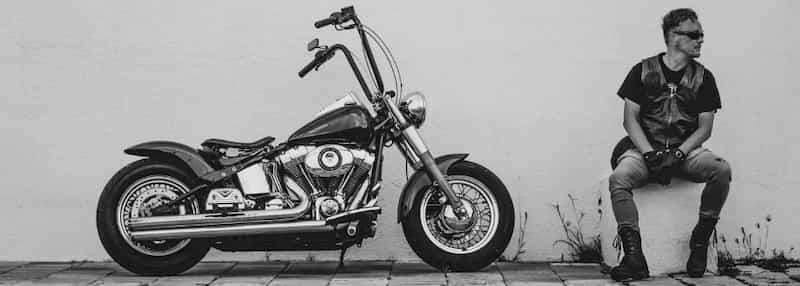バイクを壁紙や待ち受けに!高画質なかっこいいハーレーダビッドソン写真画像