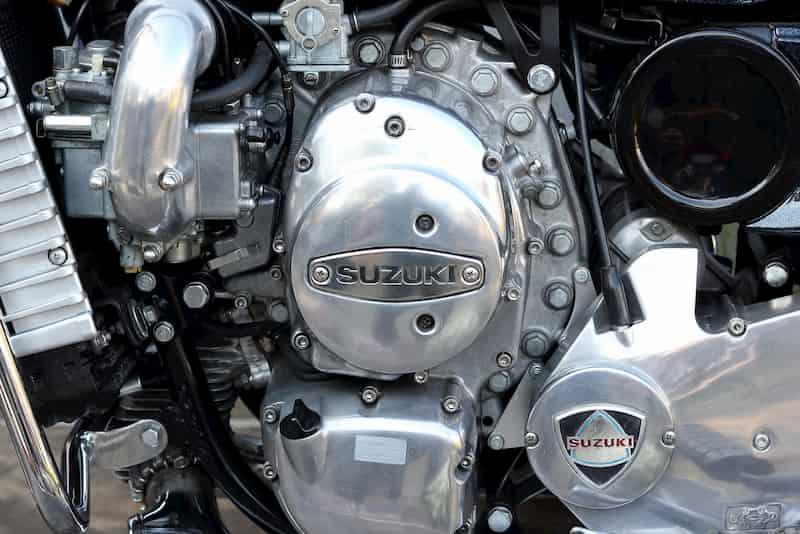 油冷エンジンの特徴
