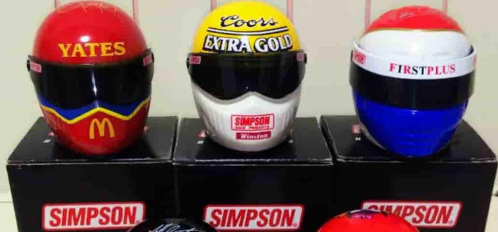 シンプソンヘルメットの特徴