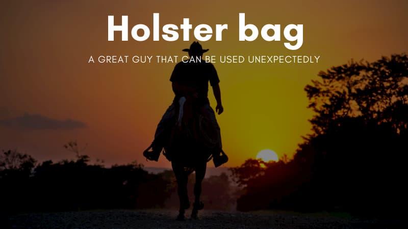 レッグバッグ、ホルスターバッグの性能と使いどころとおすすめ6選