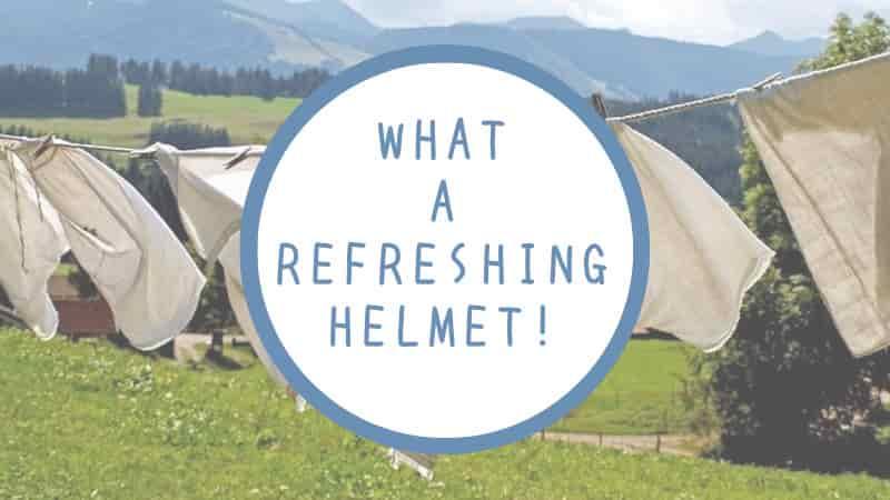 【ケース別4方法】バイクヘルメットの洗い方、手入れ方法