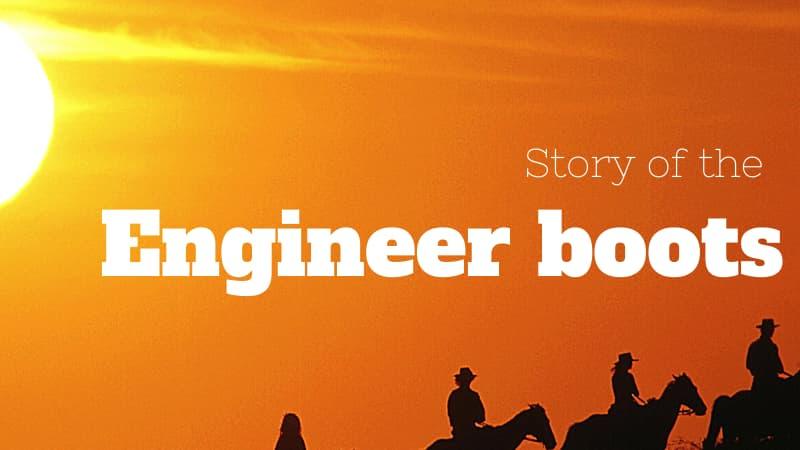 エンジニアブーツはバイクには乗りにくい?エンジニアブーツはライディングブーツ