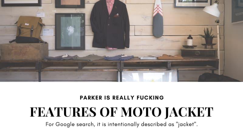 バイクの上着にはどんな特徴がある?普段着にはない9つの特徴、機能