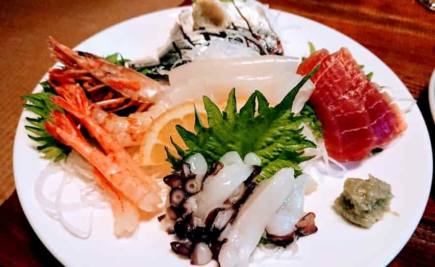 静岡グルメドライブツーリングで食べる下田の海鮮