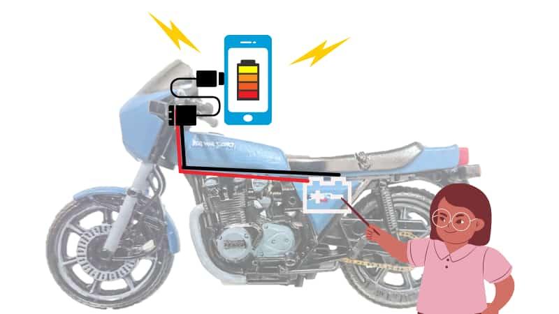 バイクのUSB電源とは?