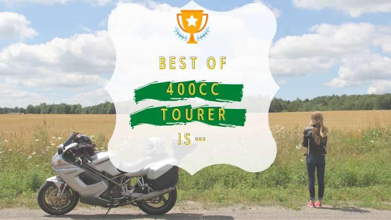 400ccツアラーバイクおすすめの車種5選!スペック比較と8種のランキング