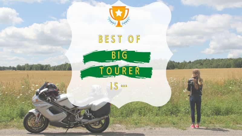 大型ツアラーバイクおすすめの車種10選!スペック比較と8種のランキング