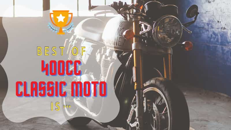 GB400vsSRvsCB400SSvsW400クラシックバイク400ccランキング