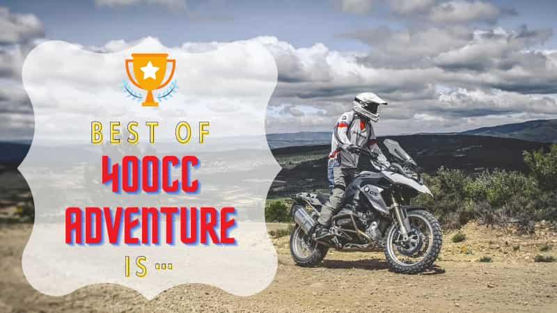 400ccアドベンチャーバイクおすすめの車種3選!スペック比較と8種のランキング