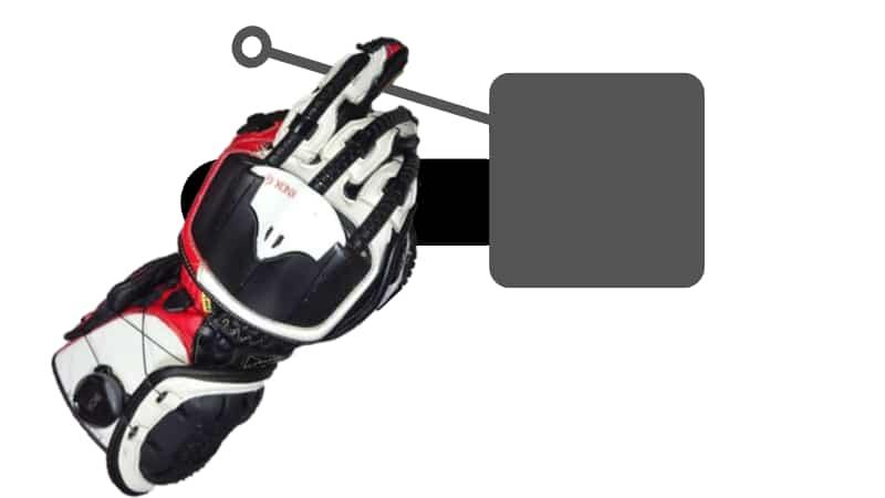 【1本指】薬指~バイククラッチの握り方~