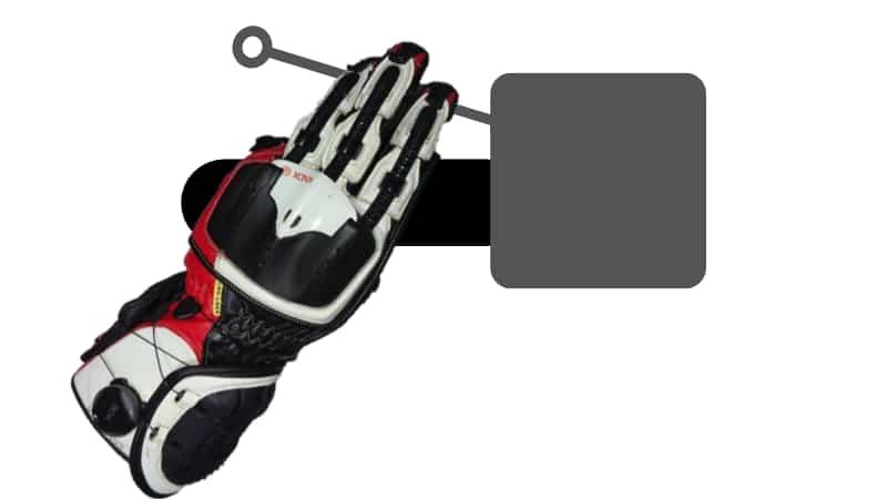 【3本指】人差し指+中指+薬指~バイククラッチの握り方~