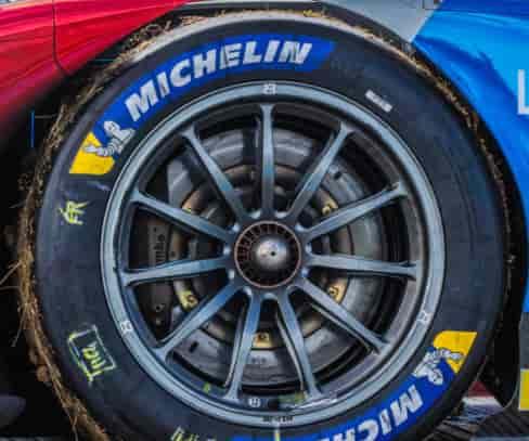 バイクタイヤメーカーMICHELIN(ミシュラン)の特徴